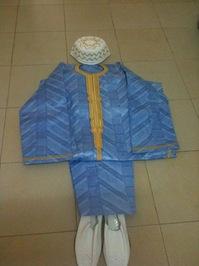 伝統衣装一式