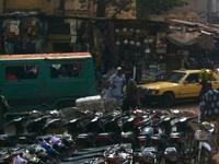 街中を通るソトラマ